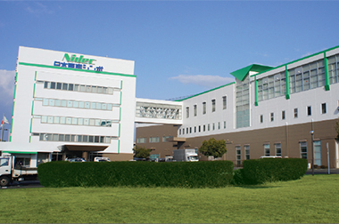 NIDEC-SHIMPO's manufacturing facility in China