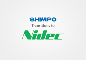SHIMPO Transitions to NIDEC Brand